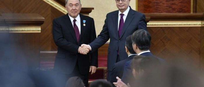 رئيس كازاخستان: عاصمتنا يجب أن تحمل اسم رئيسنا الأول