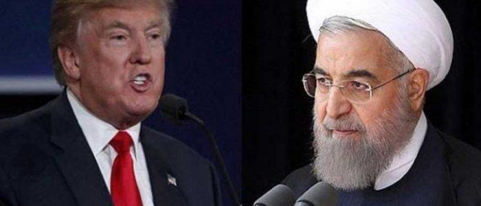 """إنذار أخير من ترامب: سأمحو إيران في حال تعرضت """"لأي شيء أمريكي"""""""