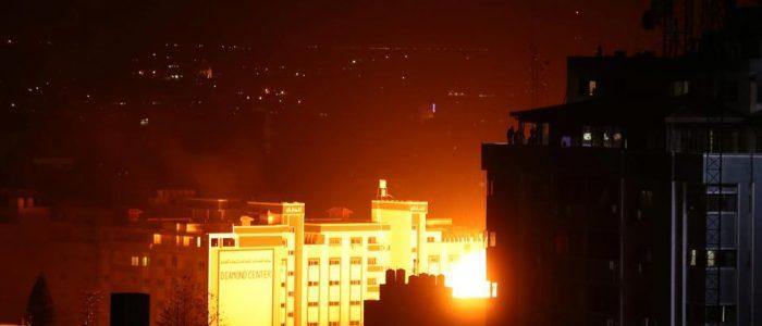 إعلام حماس: نجاح جهود مصر للتهدئة في غزة