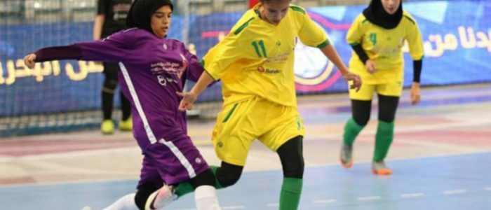 """انطلاق فعاليات """" الكرة تجمعنا """" النسائية الخليجية الأولى لكرة القدم اليوم"""