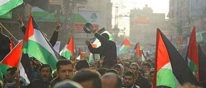 سكان غزة يواجهون قمع وحشي وبطش واسع النطاق