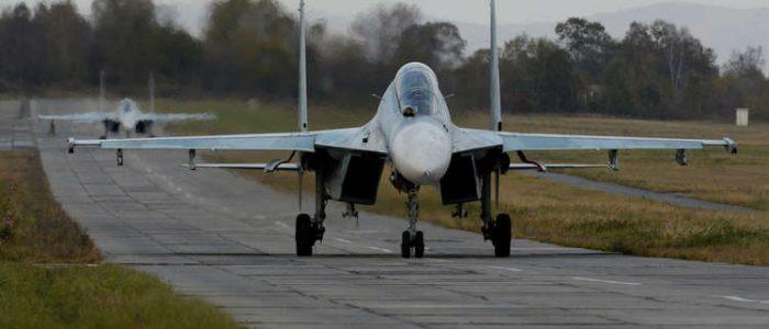 روسيا بدأت إنتاج مقاتلات سوخوي-35 لمصر