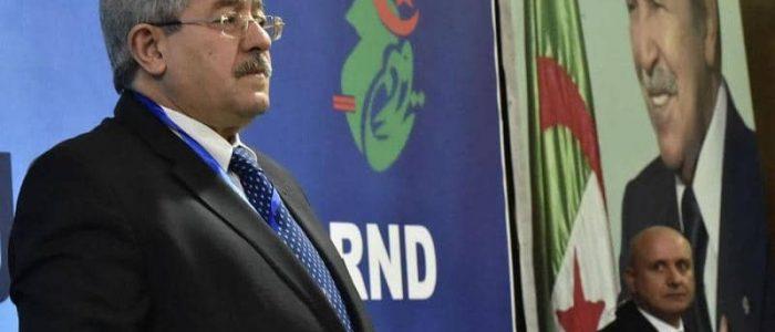 الحزب الثاني بالسلطة في الجزائر يتمسك بأويحيى