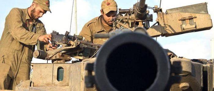 إسرائيل تتأهب عسكريا في الجولان
