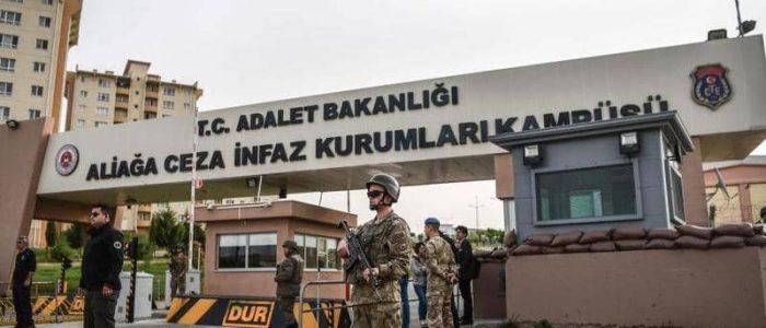 ارتفاع انتحار الأكراد في سجون تركيا