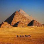 اكتشاف الميناء الرئيسي لنقل الأحجار لبناء المعابد الفرعونية