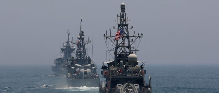 صفقة أمريكية عمانية تحمي واشنطن من صواريخ إيران وتجعلها تتحكم فى أهم ممر عالمي للنفط