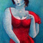 رمزية المرأة وتصورات التعبير البصري المعاصر من الجسد إلى المفهوم