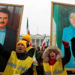"""المعارضة الإيرانية تتظاهر في واشنطن للمطالبة بـ""""تغيير النظام"""""""
