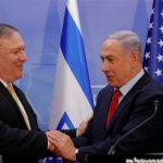 """واشنطن قلقة من """"تغلغل"""" الصين في إسرائيل.. بومبيو مخاطباً نتنياهو: التعاون مع بكين يعرّضكم للخطر"""