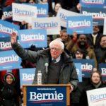 """بيرني ساندرز يدشن حملة لانتخابات الرئاسة الأمريكية متعهدا بـ""""ثورة سياسية"""""""