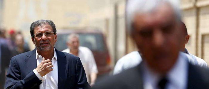 خالد يوسف ينفي بيع ممتلكاته في مصر وهروبه إلى الخارج