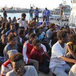 غرق 10 مهاجرين قبالة ليبيا