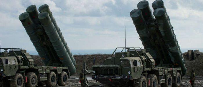 """تركيا تتعهد لروسيا بحماية البيانات الخاصة بأنظمة """"إس-400"""""""