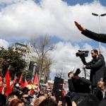 """حزب """"الشعب الجمهوري"""" التركي المعارض يعلن تسلم مرشحه وثيقة رئاسة بلدية إسطنبول"""