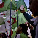مظاهرات بالجزائر احتجاجا على تعيين بن صالح رئيسا مؤقتا