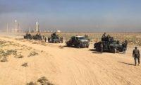 مقتل 16 إرهابيا بقصف للتحالف الدولى شمال العراق