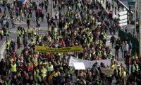 عنف وتخريب بالذكرى الأولى لأصحاب السترات الصفراء في فرنسا