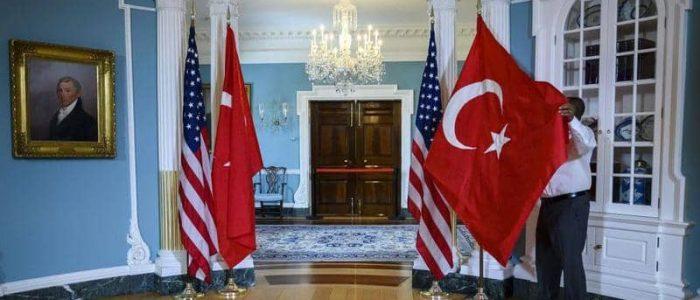 """تركيا: السياسية الخارجية والنظام القضائي يتعرضان للإساءة من خلال مزاعم أمريكية """"جائرة"""""""