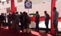 طوابير حاشدة للشباب أمام لجان الشروق فى ثالث أيام الاستفتاء