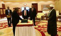 إطلاق سراح نائبين سابقين للرئيس السوداني المعزول عمر البشير