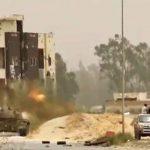 معارك ضارية في محيط مطار طرابلس الدولي وفشل الوساطة الافريقية