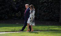 ترامب يغضب السيدة الأولي… ما السبب؟