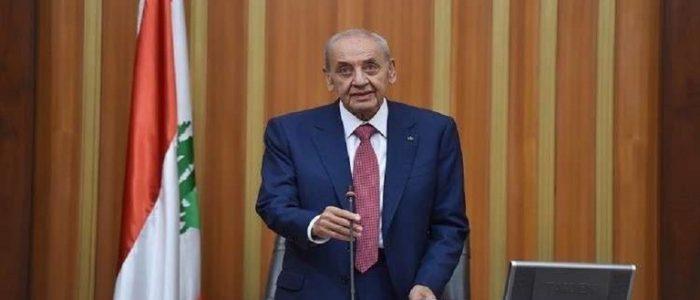 رئيس مجلس النواب اللبنانى: التواصل مع عون مستمر