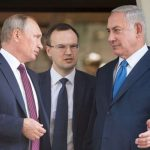 نتنياهو يقابل بوتين في موسكو  قبل انتخابات 17 سبتمبر