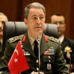 وزير الدفاع التركي: شراء منظومة دفاع روسية يجب ألا يؤدي لعقوبات أمريكية