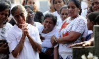 أُم سريلانكية فقدت زوجها وطفليها في هجمات «عيد القيامة»