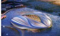 افتتاح ثاني ملاعب المونديال في نهائي كأس أمير قطر
