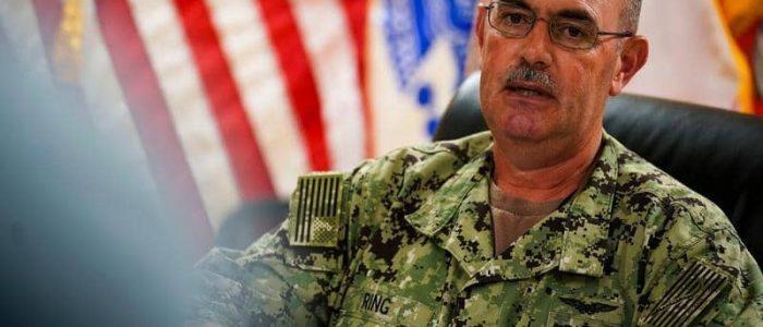 إقالة المسؤول الأمريكي عن سجن خليج جوانتانامو في كوبا