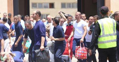 السجون تفرج عن 585 سجينا بعفو رئاسى بمناسبة ذكرى تحرير سيناء
