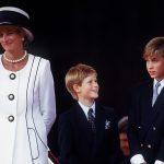 لماذا اعتقدت الأميرة ديانا أن الأمير هاري سيكون ملكاً أفضل من الأمير وليام؟