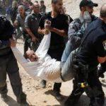 إصابة 4 فلسطينيين بجروح إثر مواجهات مع قوات الاحتلال الإسرائيلي بالضفة