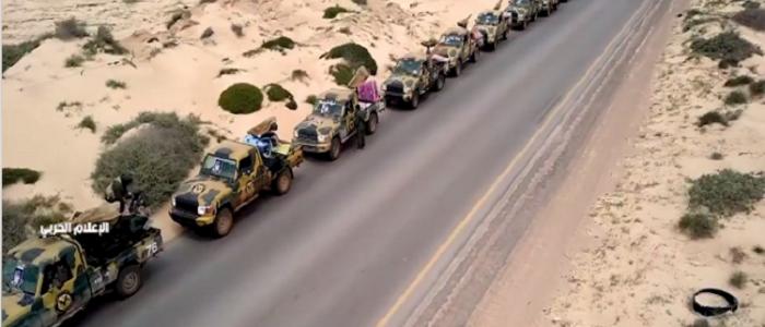 الجيش الليبى يستعد للمرحلة الثانية من تحرير طرابلس