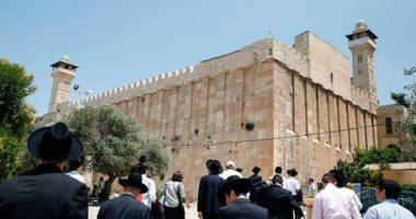 22 ألف مستوطن يستبيحون الحرم الإبراهيمى فى الخليل