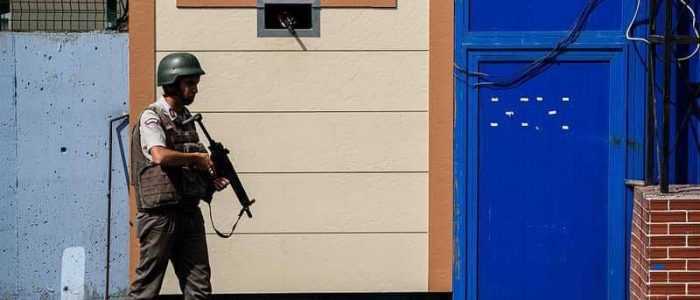 """وفاة جديدة في """"سجون أردوغان"""""""