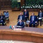 السيسى يؤكد أهمية العمل على وضع تصور مشترك لتحقيق الاستقرار فى السودان