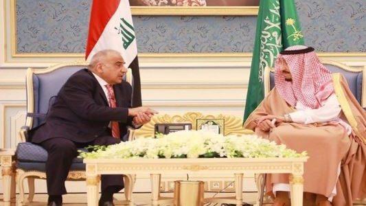 العراق والسعودية يوقعان 13 اتفاقية ومذكرة تفاهم بحضور الملك سلمان