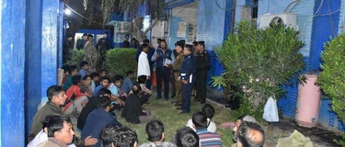 العراق تعلن تحرير 45 عاملا بنجلاديشيا كانوا محتجزين وسط بغداد