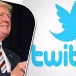 """""""تويتر"""" يعاقب ترامب على انتهاك سياساته ويحذف فيديو يخالف حقوق الملكية"""