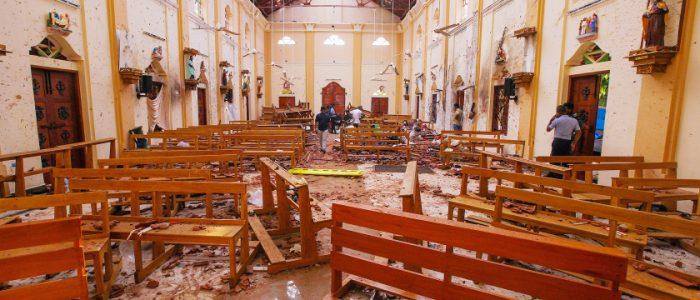 اسوشيتدبرس: 7 انتحاريين نفذوا الهجمات الانتحارية في تفجيرات سريلانكا