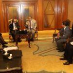 وزير القوى العاملة لوزير الشئون الاجتماعية بتونس: مصر تمر بطفرة اقتصادية