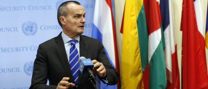 السفير الفرنسي السابق لدي واشنطن: صفقة القرن محكوم عليها بالفشل 99%