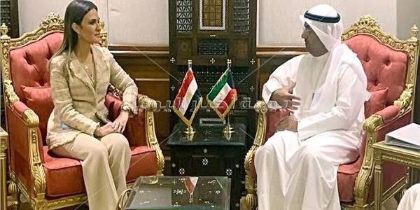 رئيس هيئة الاستثمار الكويتية يعلن عن التوسع في أنشتطها بمصر