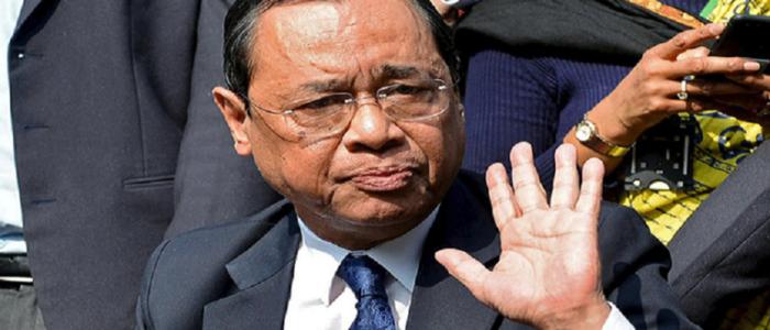 كبير قضاة الهند متهم بالتحرش الجنسي بموظفة تعمل في مكتبه