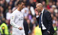 زين الدين زيدان: رونالدو لاعب لا يمكن تعويضه