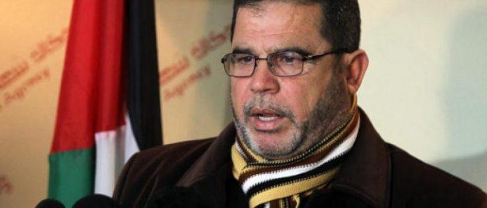 """حماس تبحث تشكيل هيئة """"عُليا"""" لمواجهة """"صفقة القرن"""""""